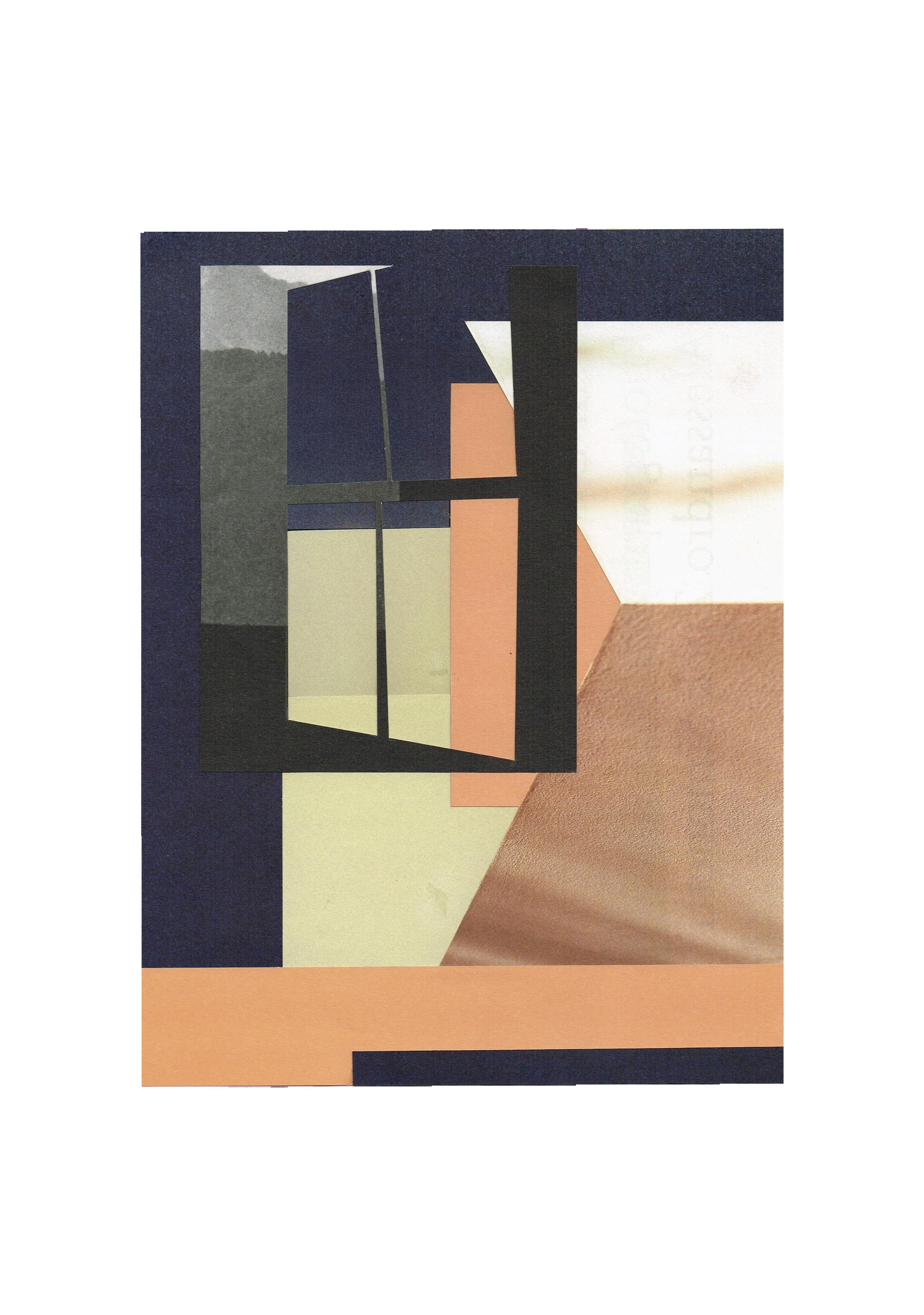 URBAN VIEW collage series