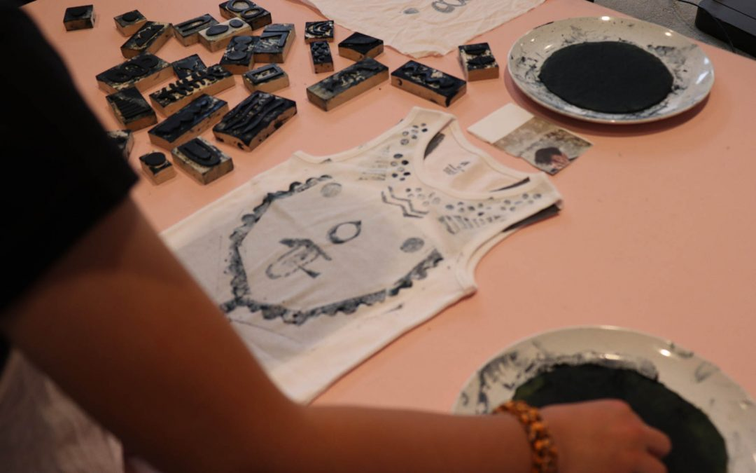 BLOCKPRINT KINDERWORKSHOP